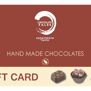 Gift Card for Chocolate